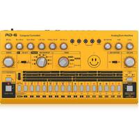 Behringer RD-6 Classic Analogue Drum Machine - Amber