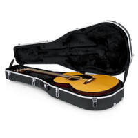 Gator GC-DREAD Deluxe Moulded ABS Case for Dreadnought Guitars