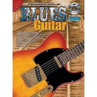 Progressive Blues Guitar Book with CD