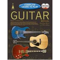 Progressive Complete Learn To Play Guitar Book with 2 Audio CDs