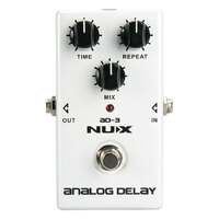 NUX AD-3 Analog Delay Effects Pedal