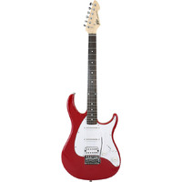 Peavey Raptor Plus Electric Guitar SSH - Red