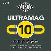 Rotosound ULTRAMAG Electric Guitar Strings Regular 10-46